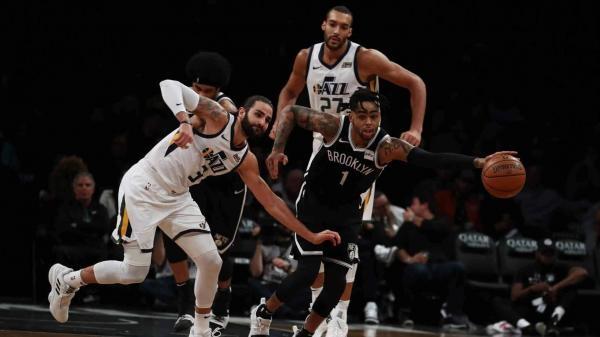 Utah Jazz - Brooklyn Nets
