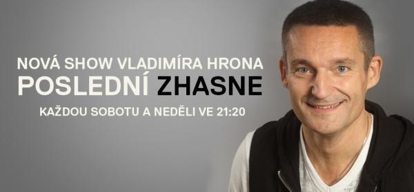 Sleduj online Hudba Vladimír Hron: Poslední zhasne na RELAX!