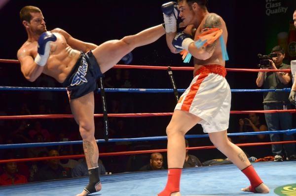 Sleduj online Bojová umění Noc bojů v Bankoku na FightBox!