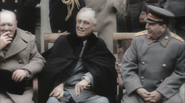 Sleduj online Historický, Válečný Hitlerův poslední rok na Prima ZOOM!