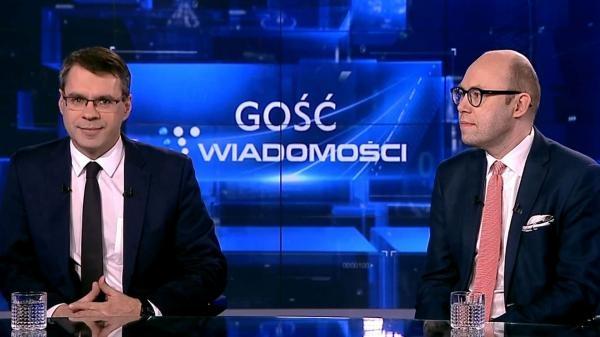 Sleduj online Sport Gosc Wiadomosci na TVP Info!