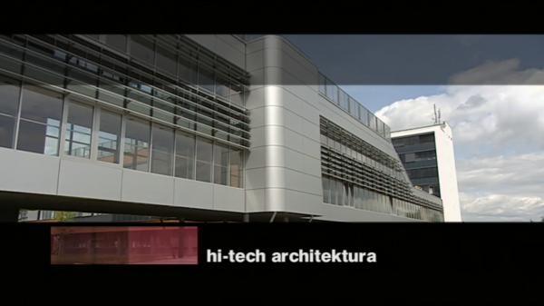 Sleduj online architektura, technologie Hi-tech architektura po česku na !