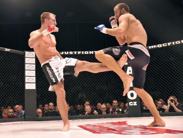 Sleduj online Bojová umění Uchazeči do klece (Cage Contender) na FightBox!