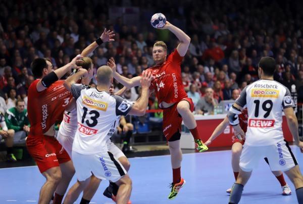 Sleduj online Házená SC DHfK Leipzig - SC Magdeburg na Nova Sport 1, Nova Sport 2!