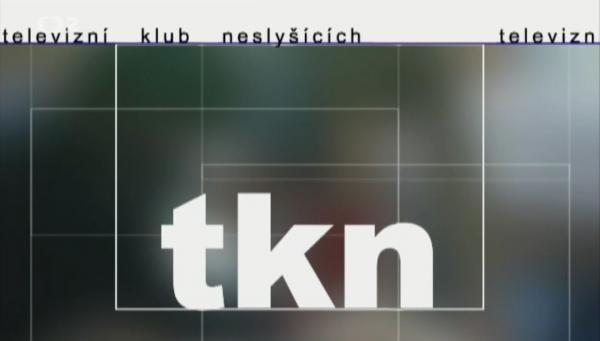 Sleduj online Magazín Televizní klub neslyšících na ČT2!