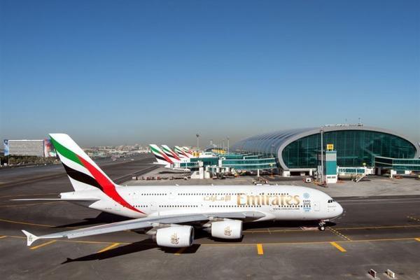 Sleduj online Doprava Jedinečné letiště - Dubai na UP NETWORK!