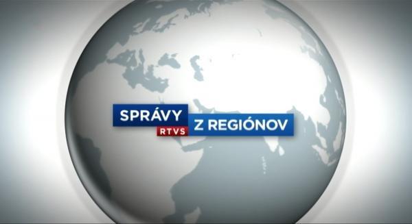 Sleduj online Zprávy Správy RTVS z regiónov na !