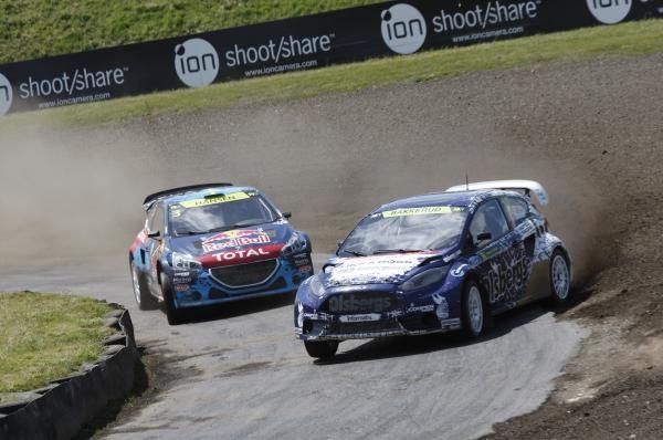 Sleduj online motorové sporty FIA CEZ Rallycross - Melk na !