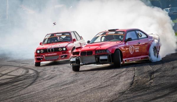 Sleduj online Motorové sporty Svět motorů: Drifting MM ČR Brno na ČT4 Sport!