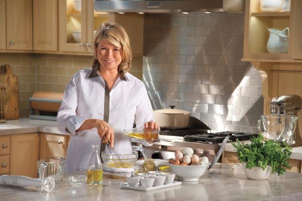 Škola vaření s Marthou Stewart