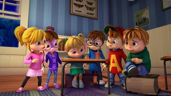 Sleduj online Animovaný Alvinnn!!! I wiewiórki na Puls 2!