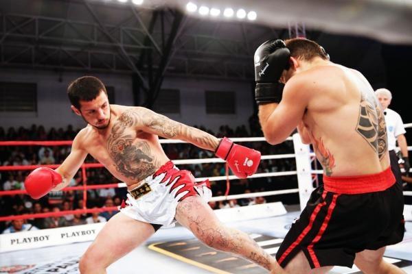 Wgp kickboxing brazil