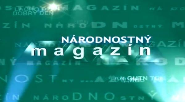 Sleduj online Magazín Národnostný magazín na STV2!