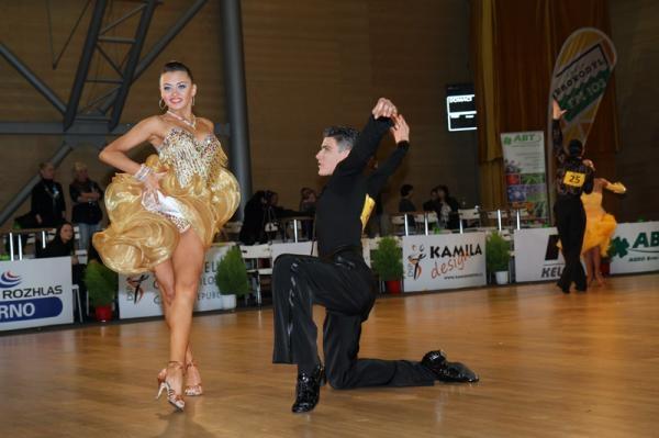 Sleduj online tanec Brno Open 2011 na !
