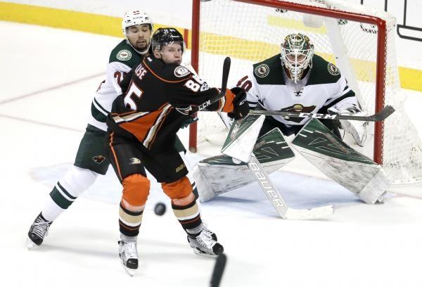 Sleduj online Lední hokej Anaheim Ducks - Minnesota Wild na Nova Sport 1!