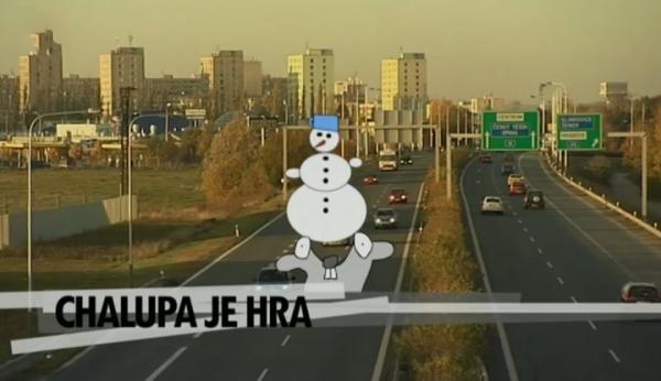 Sleduj online Volný čas Chalupa je hra na ČT1!