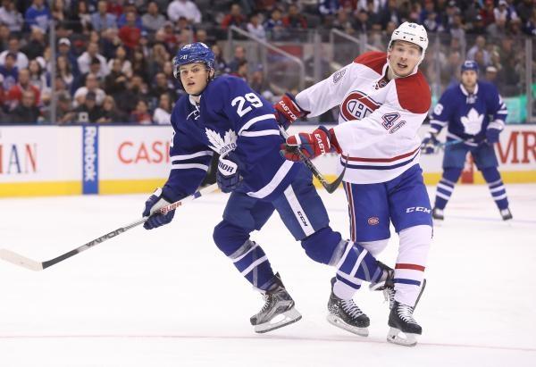 Sleduj online lední hokej Toronto Maple Leafs - Montreal Canadiens na Nova Sport 1, Nova Sport 2!