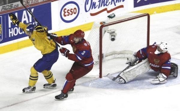 Sleduj online Lední hokej Hokej: Švédsko - Rusko na ČT4 Sport!