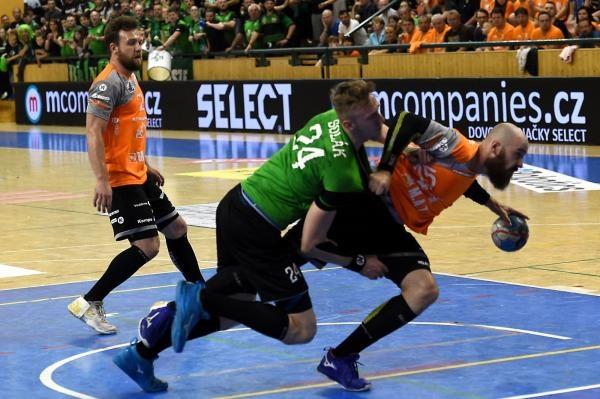Házená: Talent M.A.T.Plzeň - HCB Karviná