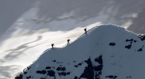 Majestátní Alpy