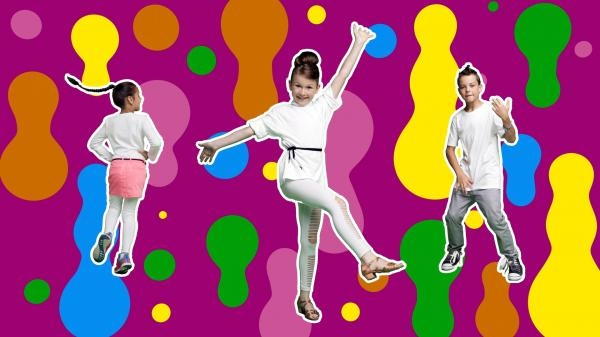 Sleduj online Vzdělávací, Tanec Rytmix na ČT :D!