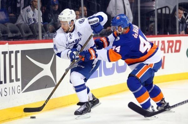 Sleduj online Lední hokej New York Islanders - Tampa Bay Lightning na Nova Sport 1!
