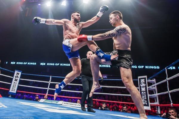 Sleduj online Bojová umění Colosseum turnaj, 23.02.2018 na FightBox!