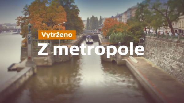 Sleduj online Magazín Vytrženo z metropole na ČT24!