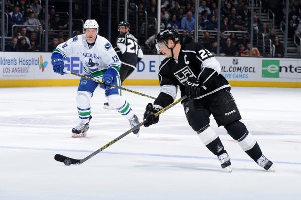 Vancouver Canucks - Los Angeles Kings 10.10.2019