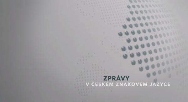 Sleduj online Zprávy Zprávy v českém znakovém jazyce na ČT2!