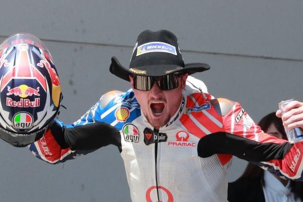 Sleduj online  MotoGP™: Inside Pass na Red Bull TV!